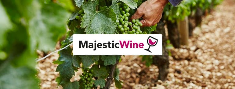 Majestic Wine Discount Codes 2021