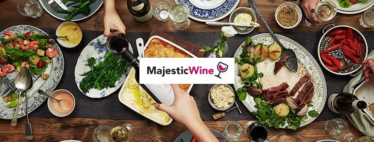 Majestic Wine Promo Codes 2018