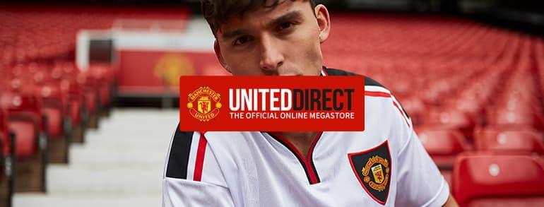 Manchester United Megastore Discount Codes 2019