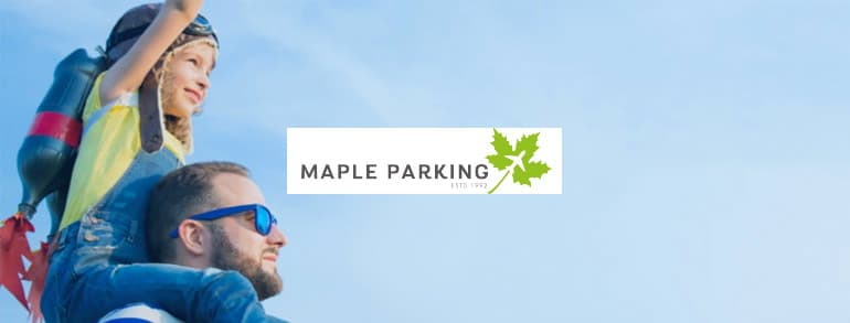 Maple Parking Discount Codes 2019 / 2020