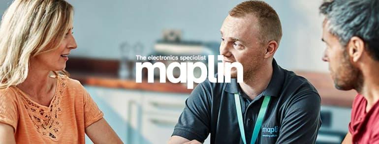 Maplin Voucher Codes 2018