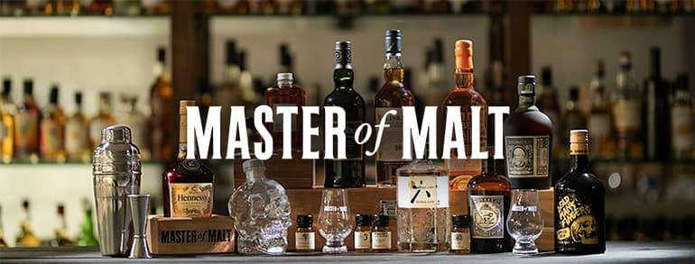 Master of Malt Discount Codes 2021