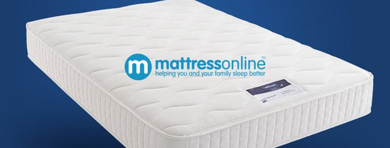 Mattress Online Voucher Codes 2018