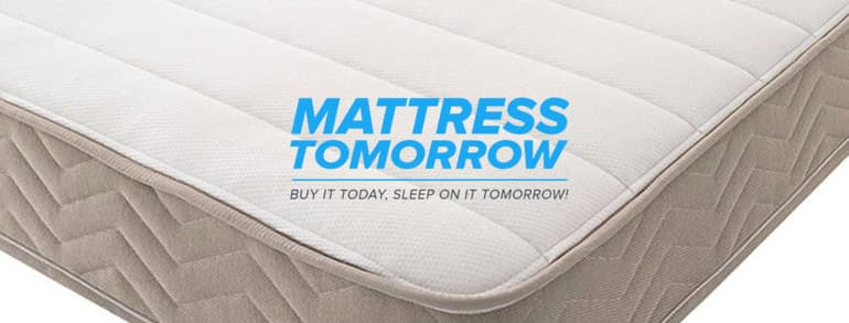 Mattress Tomorrow Voucher Codes 2019