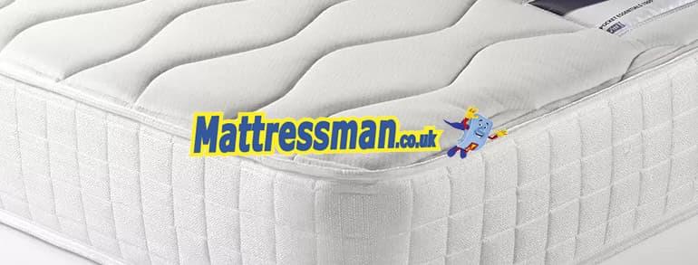 Mattressman Discount Codes 2020