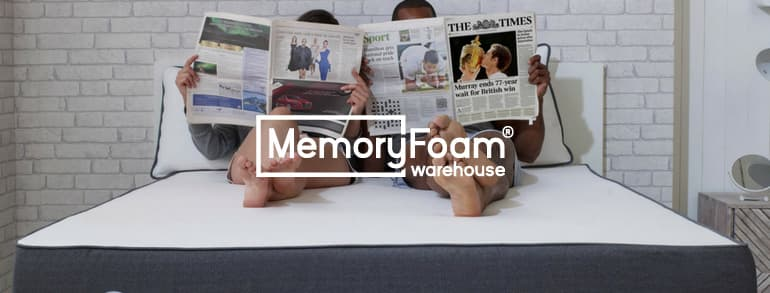 Memory Foam Warehouse Discount Codes 2019