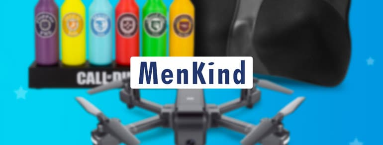 Menkind Discount Codes 2021
