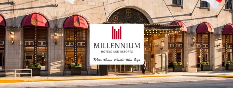 Millennium Hotels Discount Codes 2020 / 2021