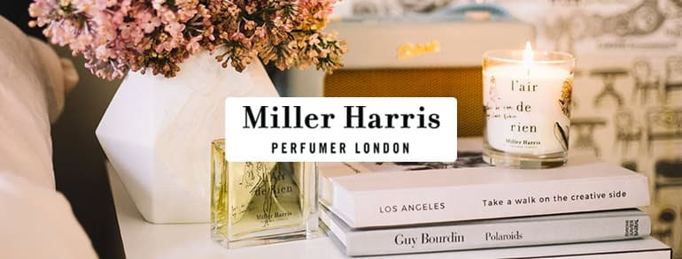 Miller Harris Discount Codes 2020