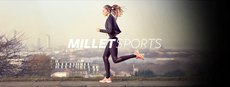 Millet Sports  Discount Codes 2018
