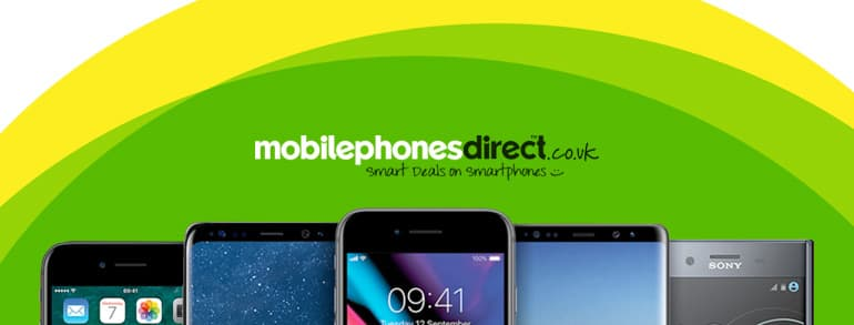 Mobile Phones Direct Voucher Codes 2018