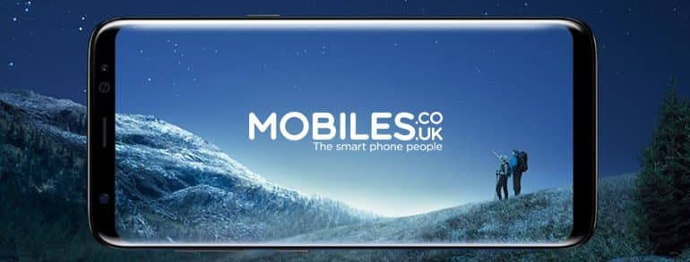 Mobiles.co.uk Voucher Codes 2017