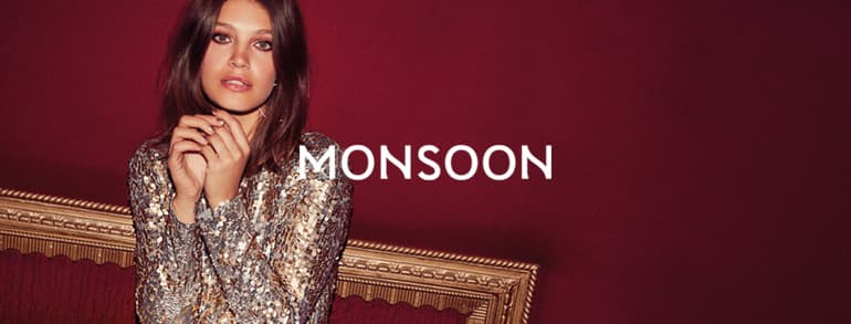 Monsoon Discount Codes 2021