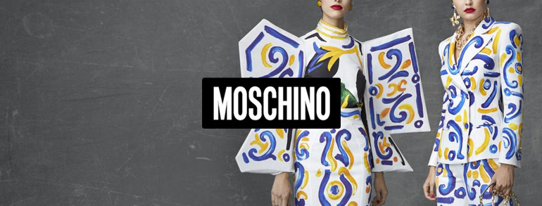 Moschino Discount Codes 2020