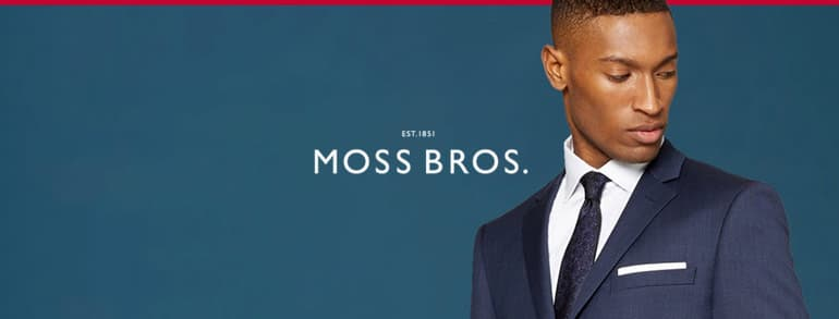 Moss Bros Voucher Codes 2019