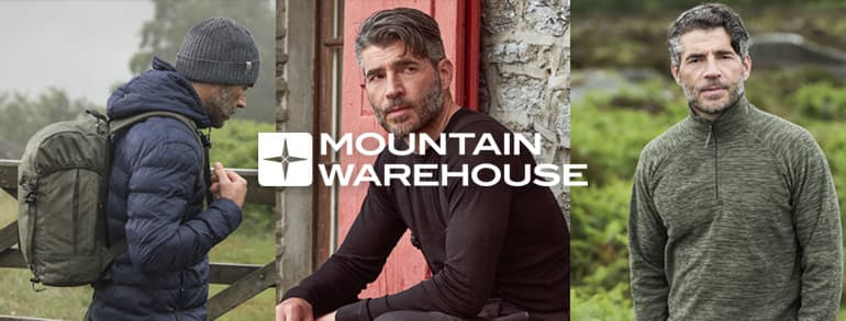 Mountain Warehouse Promo Codes 2018