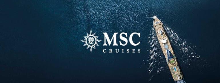 MSC Cruises Voucher Codes
