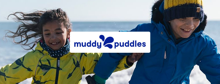 Muddy Puddles Discount Codes 2021