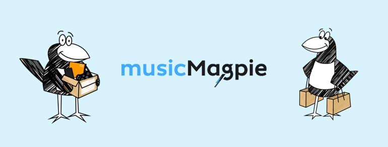 musicMagpie Promo Codes 2019