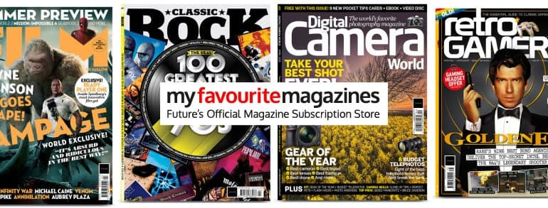 My Favourite Magazines Promotional Codes 2018