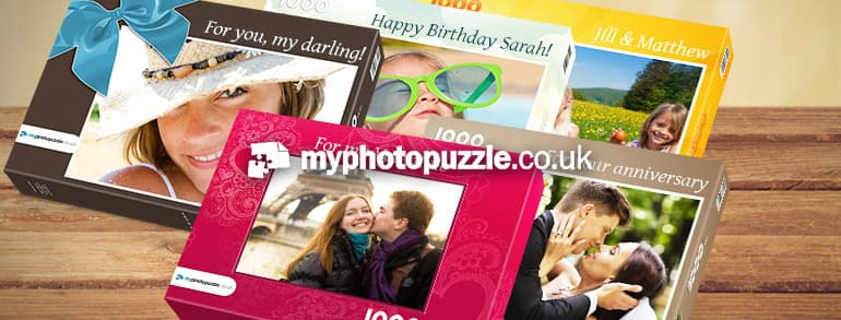 My Photo Puzzle Voucher Codes 2018