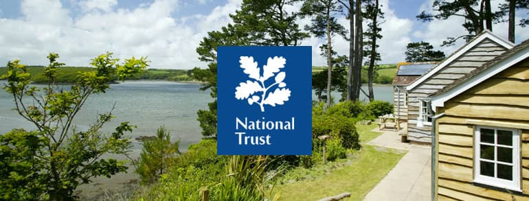 National Trust Holidays Discount Codes 2021 / 2022
