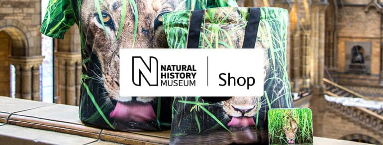 Natural History Museum Shop Discount Codes 2019