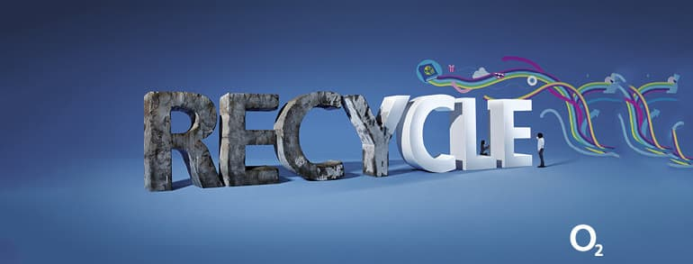 O2 Recycle Voucher Codes 2019