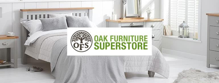 Oak Furniture Superstore Voucher Codes 2018