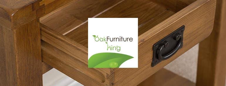 Oak Furniture King Discount Codes 2019