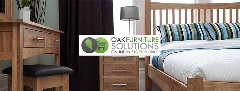 Oak Furniture Solutions Voucher Codes 2018