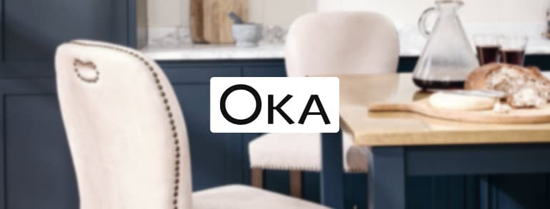 OKA Discount Codes 2021