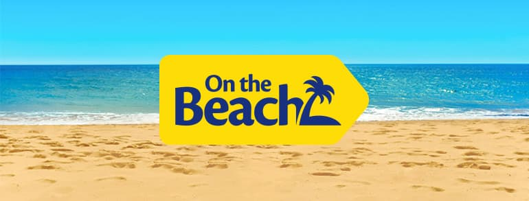 On The Beach Discount Codes 2020 / 2021