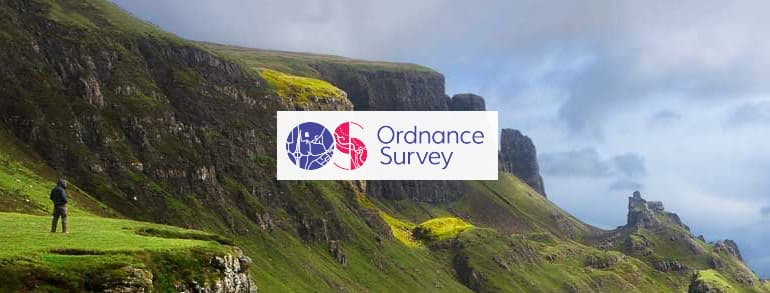 Ordnance Survey Voucher Codes 2021