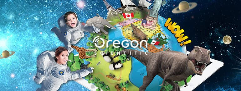 Oregon Scientific Discount Codes UK