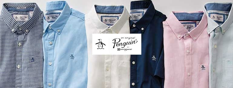 Original Penguin Discount Codes 2020