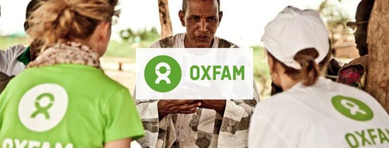 Oxfam Online Shop Discount Codes 2020