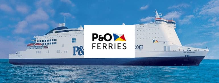 P and O Ferries Discount Codes 2020