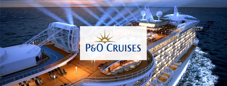 P&O Cruises Discount Codes 2019