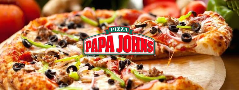 Papa Johns Discount Codes 2020