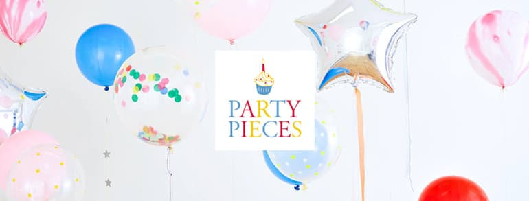 Party Pieces Discount Codes 2021