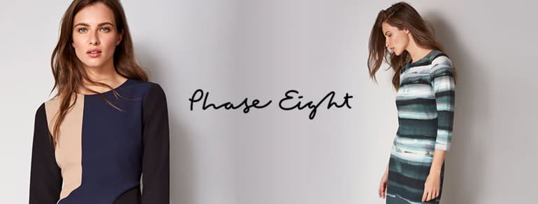 Phase Eight Voucher & Promo Codes December Phase Eight is a stunning brand which has been catering for the high street since They offer a selection of beautiful occasion-wear and high-quality basics for women.
