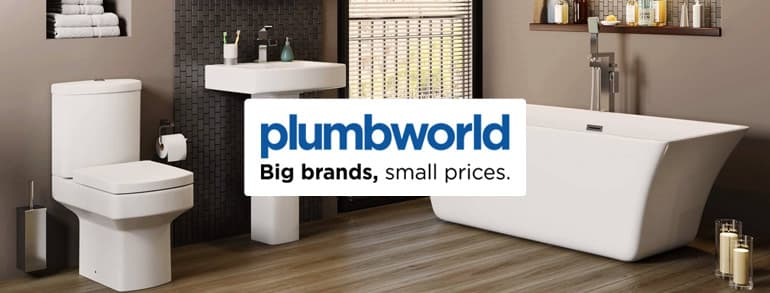 Plumbworld Discount Codes 2020