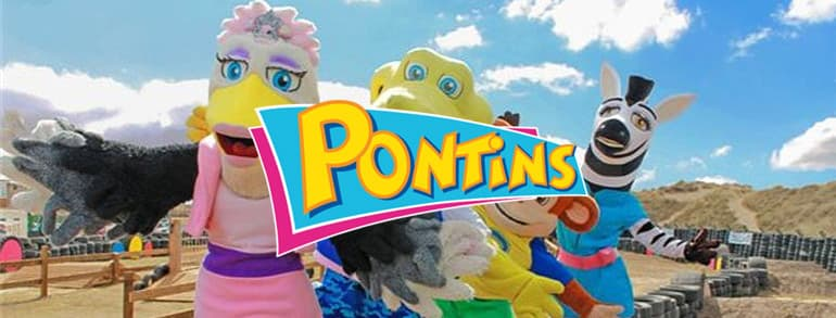 Pontins Discount Codes 2021 / 2022