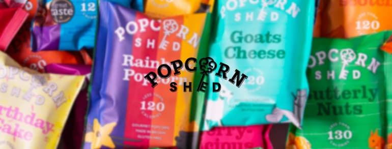Popcorn Shed Discount Codes 2021
