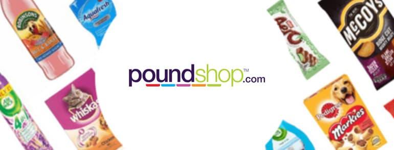 Poundshop Discount Codes 2019