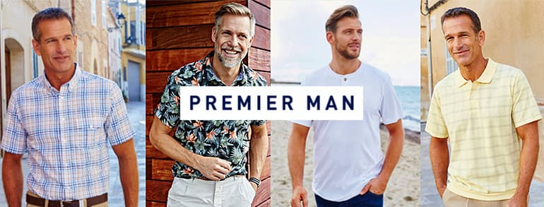 Premier Man Promotional Codes 2019