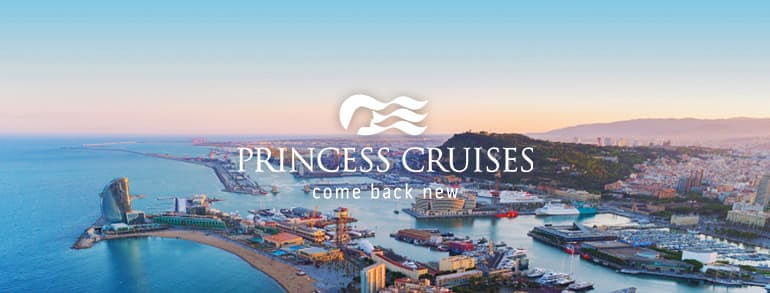 Princess Cruises Voucher Codes 2019 / 2020