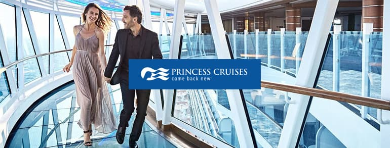 Princess Cruises Voucher Codes