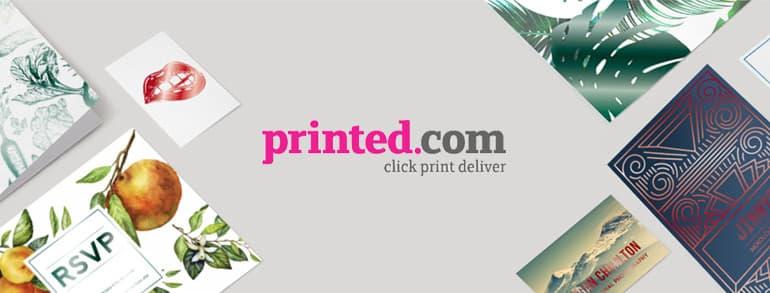 Printed.com Promo Codes 2018